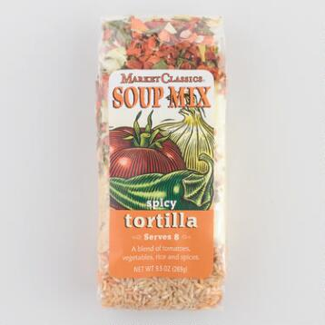 Market Classics® Spicy Tortilla Soup Mix, Set of 2