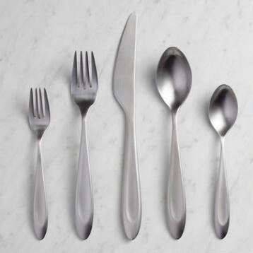 Slate Flatware Collection