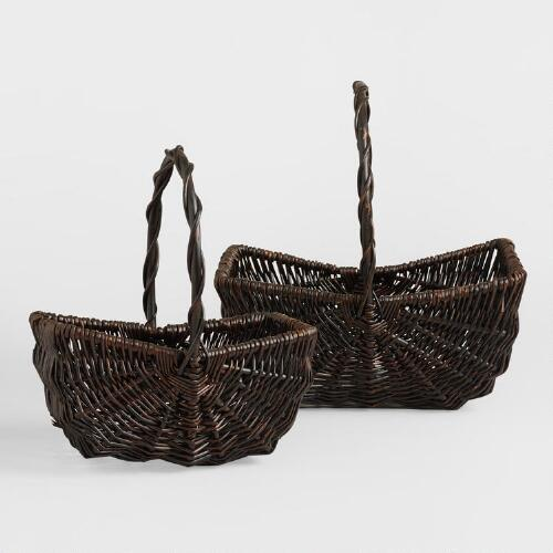 Sophie Picnic Baskets, Brown
