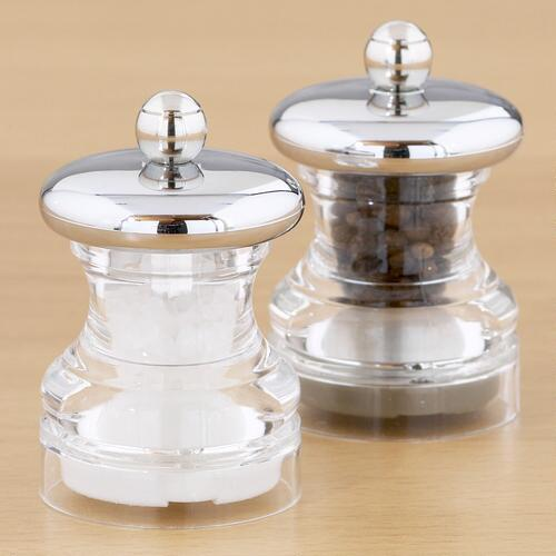Cole & Mason Button Salt and Pepper Set