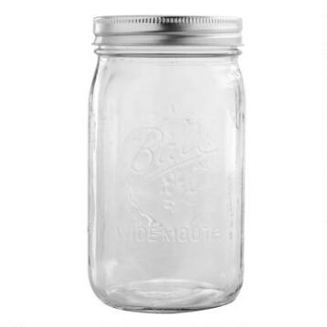 Ball Quart Mason Jars, Set of 12