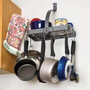Enclume Accessory Shelf Pot Rack