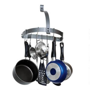 Enclume Half Moon Pot Rack