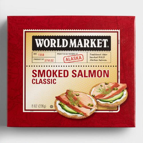 World Market® Classic Smoked Alaskan Salmon