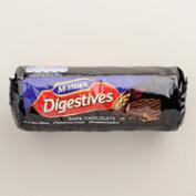 McVitie's Dark Chocolate Digestives Cookies