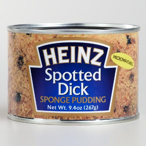 Heinz Spotted Dick Pudding, Set of 6