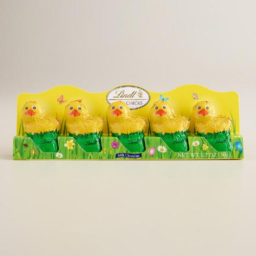 Lindt Chicks 5-Pack