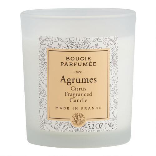 French Citrus Candle