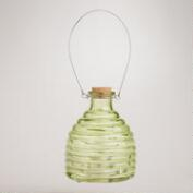 Glass Wasp Catcher, Green