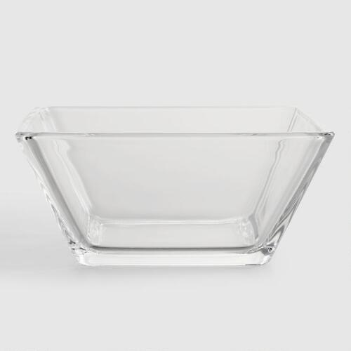 Tempo Square Bowl, Set of 4