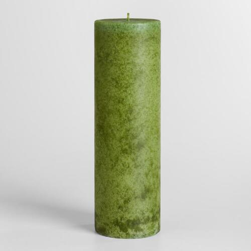 "3"" x 9"" China Pear Pillar Candle"