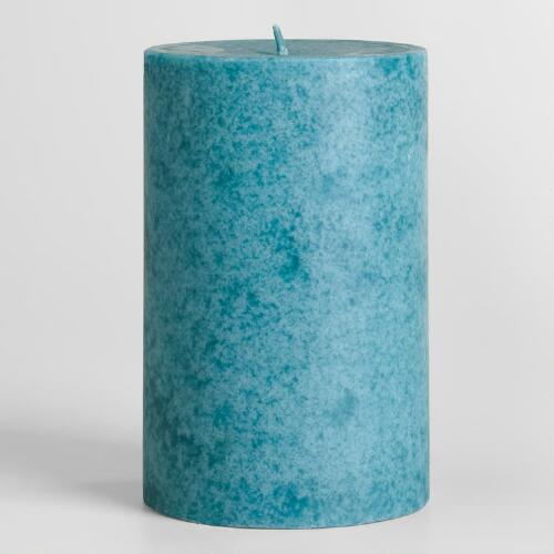 "4"" x 6"" Brazilian Orchid Pillar Candle"