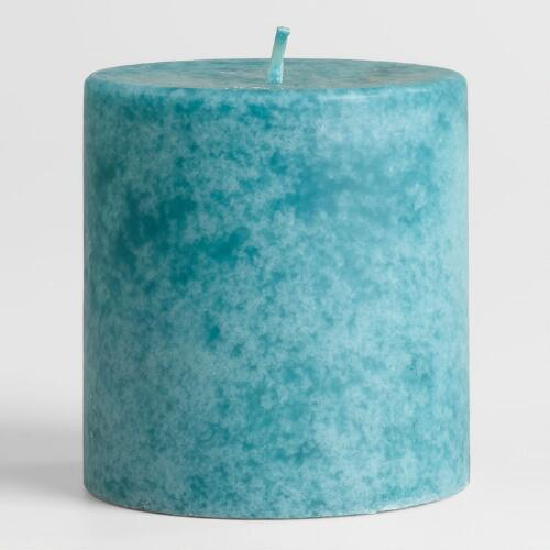 "3"" x 3"" Brazilian Orchid Pillar Candle"