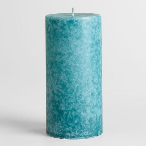 "3"" x 6"" Brazilian Orchid Pillar Candle"