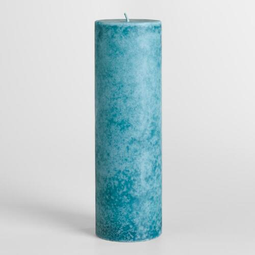 "3"" x 9"" Brazilian Orchid Pillar Candle"