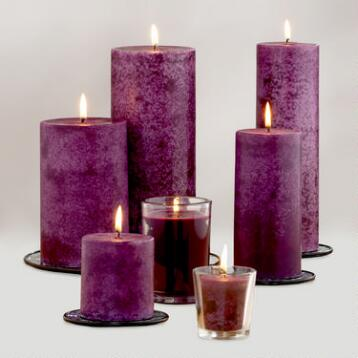 French Cassis Candles