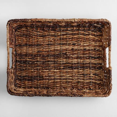 Madras Rectangular Tray
