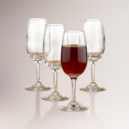 Plaza Cordial Glass, Set of 4