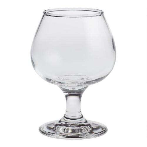 Small Brandy Glasses, Set of 4