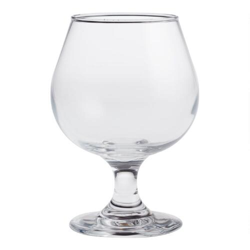 Large Brandy Glasses, Set of 2