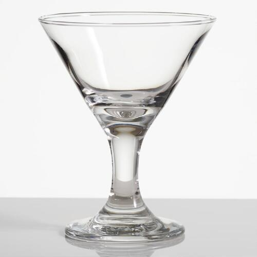 Mini Martini Glasses, Set of 4