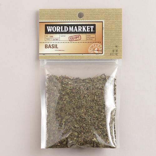 Basil World Market® Spice Bag