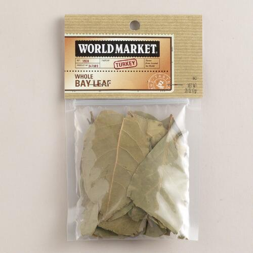 Bay Leaf World Market® Spice Bag