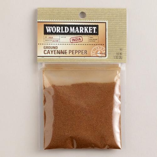 Cayenne Pepper World Market® Spice Bag