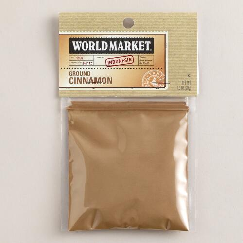 Ground Cinnamon World Market® Spice Bag