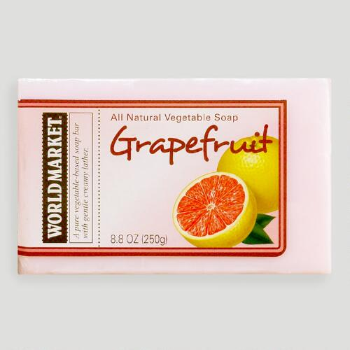 World Market® Grapefruit Bar Soap