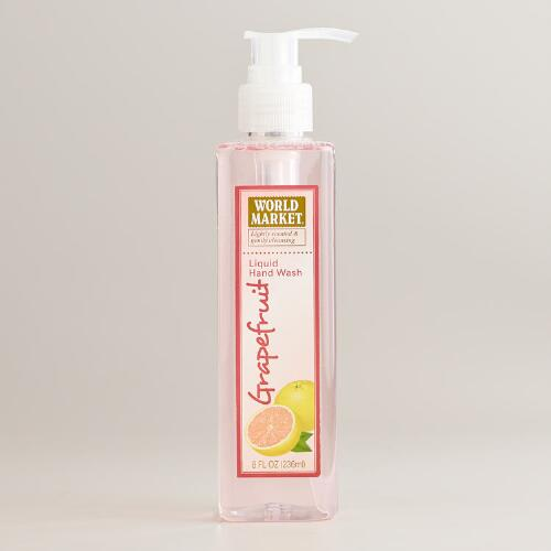 World Market® Grapefruit Liquid Soap