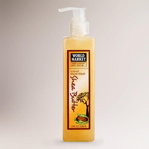 Shea Butter World Market® Liquid Soap