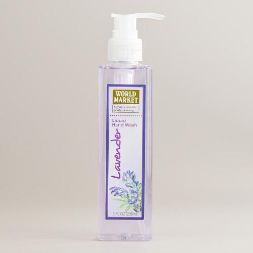World Market® Lavender Liquid Soap