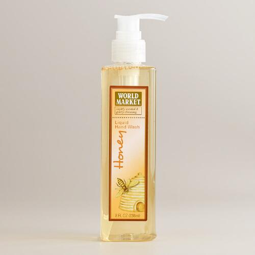 World Market® Honey Liquid Soap