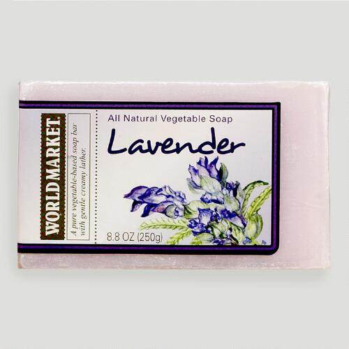 Lavender World Market® Bar Soap