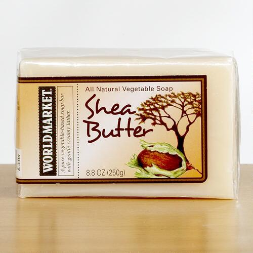 Shea Butter World Market® Bar Soap