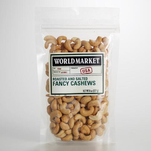 World Market® Roasted & Salted Cashews