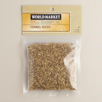 Fennel Seeds World Market® Spice Bag