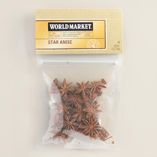 Star Anise World Market® Spice Bag