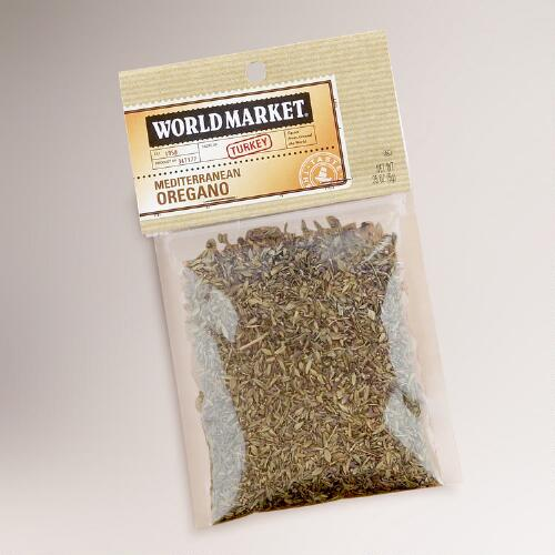 Mediterranean Oregano World Market® Spice Bag
