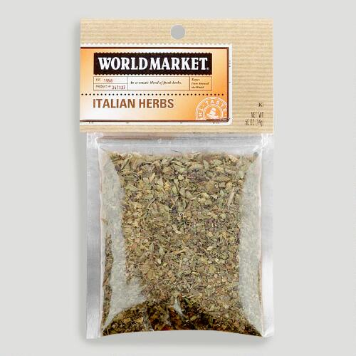 Italian Herbs World Market® Spice Bag