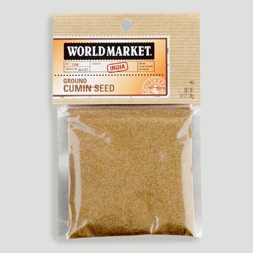 Ground Cumin Seed World Market® Spice Bag