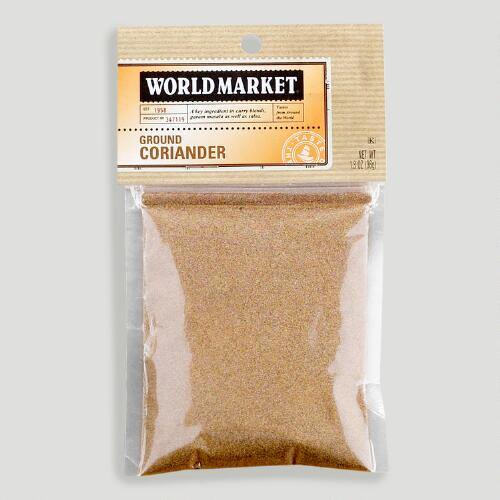 Ground Coriander World Market® Spice Bag