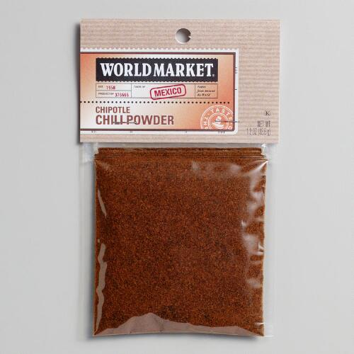 Chipotle Chili Powder World Market® Spice Bag