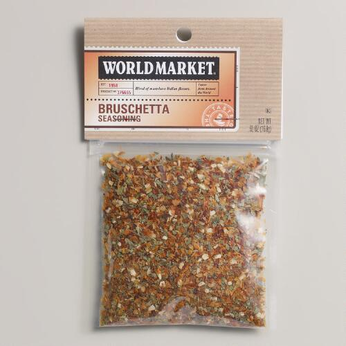 Bruschetta Mix World Market® Spice Bag
