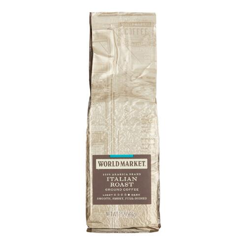 World Market® Italian Roast Coffee 2 oz.