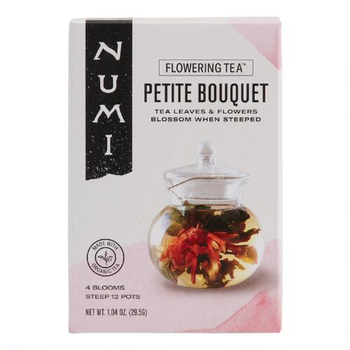 Numi Flowering Tea Refill, 4 Tea Bags