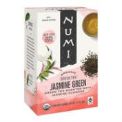 Numi Organic Jasmine Green Tea, 18-Count