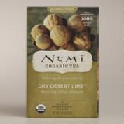 Numi Organic Dry Desert Lime Tea, 18-Count