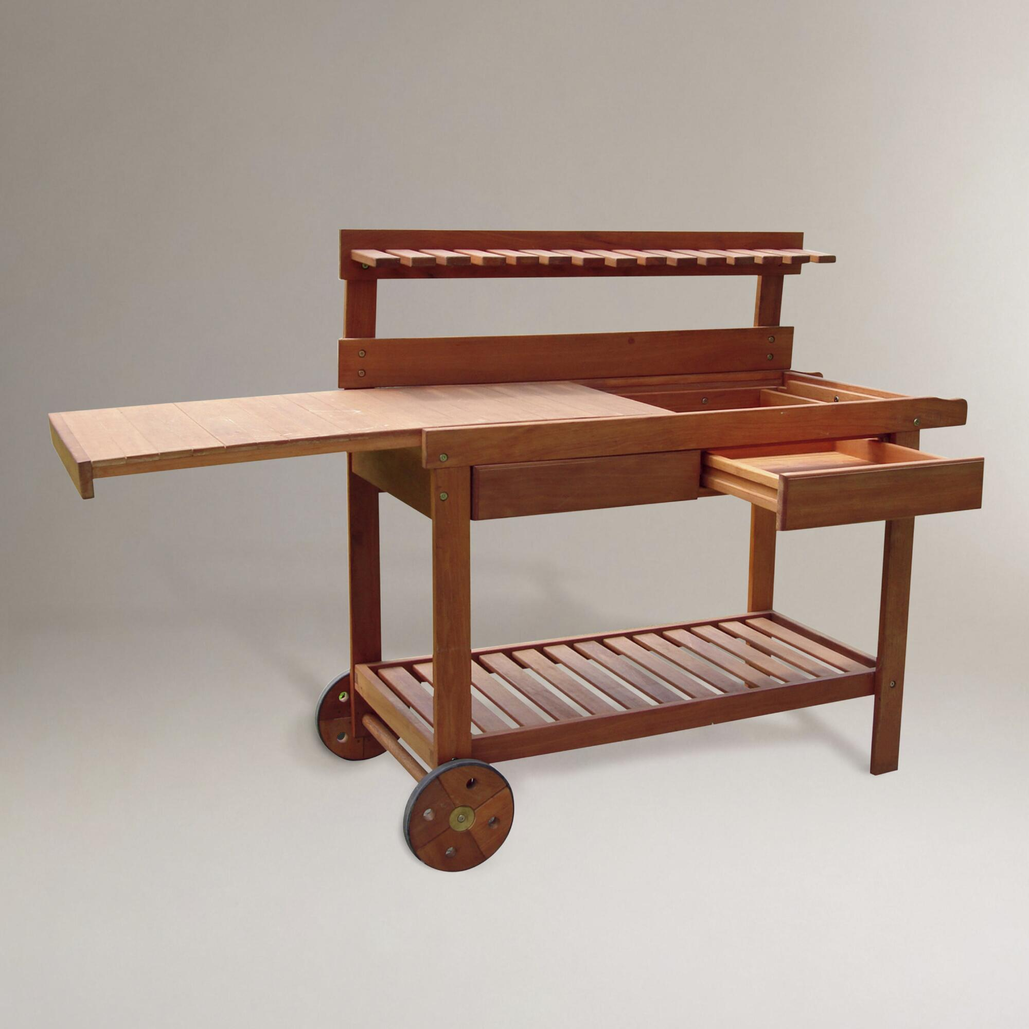 Outdoor Potting Bench World Market